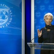 Christine Lagarde confirmée à la tête du FMI