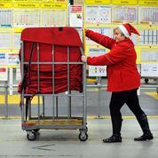 Grèves en série à l'approche de Noël au Royaume-Uni