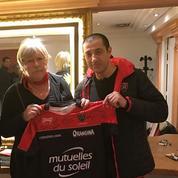 Boudjellal ne «laisse pas béton» et offre un maillot de Toulon à Renaud