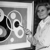 La peinture, l'autre grande passion de Michèle Morgan
