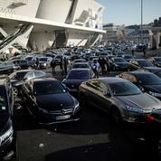 Les chauffeursVTC suspendent leur mouvement le week-end de Noël