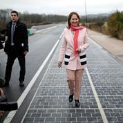 Le premier kilomètre de route solaire au mondeinauguré en Normandie