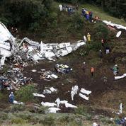 Crash en Colombie: les pilotes «conscients» du manque de carburant dans l'avion