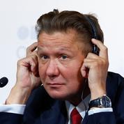 Le russe Gazprom satisfait le tiers des besoins de l'Union européenne en gaz