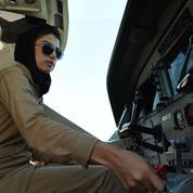 La première pilote afghane demande l'asile aux États-Unis