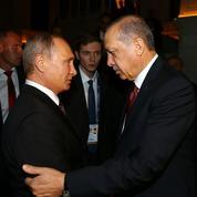 Tractations autour d'une trêve en Syrie