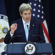 La solution à deux États, «seule voie possible» vers la paix au Proche-Orient, selon Kerry