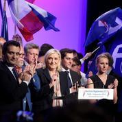 Le Front national à l'épreuve de ses dissensions