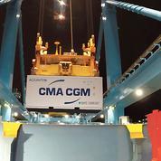 CMA CGM sort le conteneur-vivier à homards