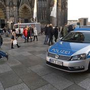 À Cologne, une Saint-Sylvestre très surveillée