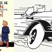 Tintin aux pays des Soviets :Bruxelles le met en scène
