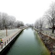 Des chutes de neige industrielle pour le passage à 2017