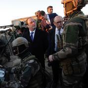 François Hollande en Irak sur le front anti-Daech