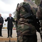 Hollande : «Agir en Irak, c'est aussi prévenir des actes terroristes sur notre sol»