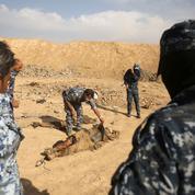 D'al-Houd à Hamam el-Alil, la sanglante fuite de Daech en Irak