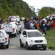 Brésil : une mutinerie vire au massacre