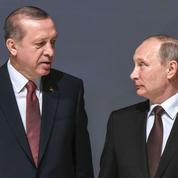 Daech, Erdogan et Poutine: le dessous des cartes par Caroline Galactéros
