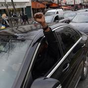 Les chauffeurs de VTC manifestent à nouveau ce mardi