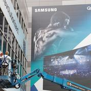 Samsung montre ses muscles au CES de Las Vegas