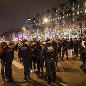 Les violences du réveillon racontées par la police