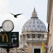 Un McDo au Vatican: les Romains crient au sacrilège