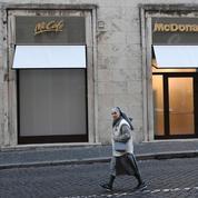 Un McDonald's ouvre à deux pas du Vatican