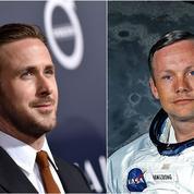 Ryan Gosling dans la peau de Neil Armstrong au cinéma