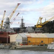 STX : «La France doit refuser le rachat des chantiers de Saint Nazaire par Fincantieri»
