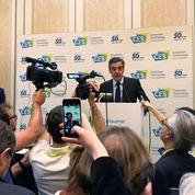 À Las Vegas, Fillon ironise sur «les nouveaux convertis» au numérique