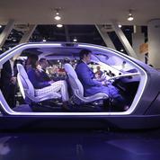 Révolution dans le design intérieur des véhicules