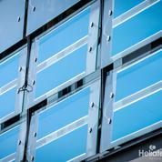 Heliatek invente la fenêtre à énergie solaire