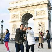 Les guides touristiques chinois en Europe élisent leur Miss