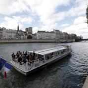 Les Parisiens encouragés à utiliser le bateau pour se déplacer