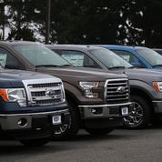Les pick-up confortent leur règne aux États-Unis