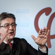 Mélenchon appelle les banques à financer la campagne de Marine Le Pen