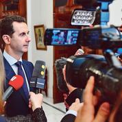 Bachar el-Assad soumis à la volonté russe
