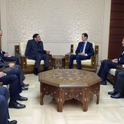 Entre djihad et Turquie, le dilemme des salafistes syriens