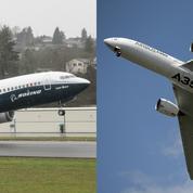 Le duel entre Airbus et Boeing en chiffres