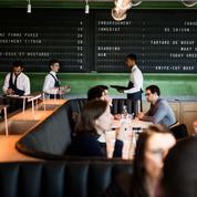 Dix nouvelles tables aux Halles