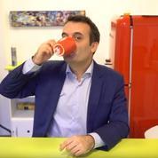 Omniprésent dans les médias, Florian Philippot débarque aussi sur YouTube