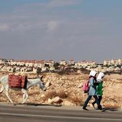 En Israël, la droite religieuse vise l'annexion de Maale Adumim