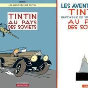 Les secrets hauts en couleur de Tintin au pays des Soviets