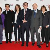 Sept ministres à l'anniversaire du Centre Pompidou