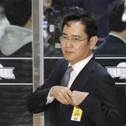 Samsung ébranlé par un scandale de corruption