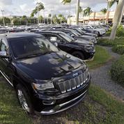 États-Unis : Fiat Chrysler accusé d'avoir truqué ses moteurs diesel