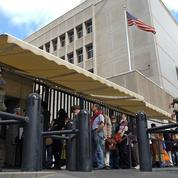 Israël: accès de fièvre autour de l'ambassade américaine