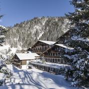 Hôtels: le luxe se réinvente sur les sommets français et suisses