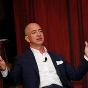 Jeff Bezos promet à Trump de créer 100.000emplois