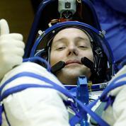 Thomas Pesquet est prêt pour sa grande sortie en scaphandre en dehors de l'ISS