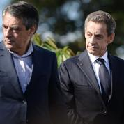 François Fillon retrouve Sarkozy le temps d'un déjeuner «amical»